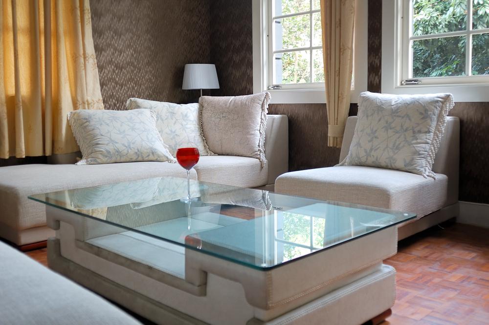 Des meubles en verre pourquoi pas