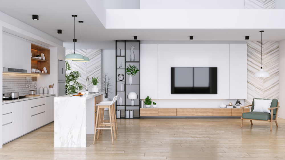 Design d'intérieur maximalisme VS minimalisme