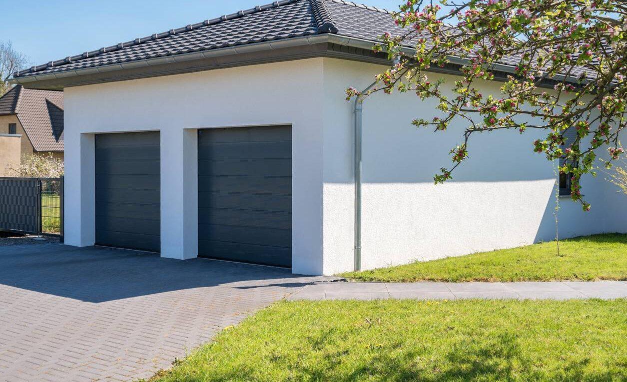 toiture pour un garage